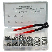 Stepless® Ear Clamp Kits with Standard Pincer