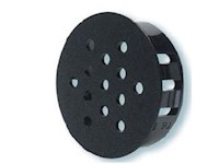 HEYCO® Nylon Vent Hole Plugs for Thicker Panels
