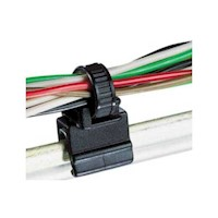 Cable Tie and Edge Clip Assemblies