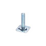 BigHead® Square Head Bondable Threaded Bolts